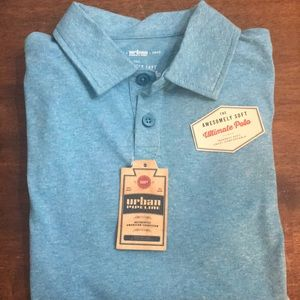 2 for $25 Urban Pipeline Ultimate Polo Authentic